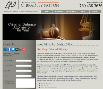 Law Offices of C. Bradley Patton